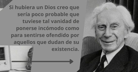russell ateismo dios religion
